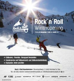 Rock'n'Roll Mountainstore